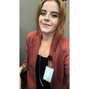 LC Lauren Conrad plus size blazer